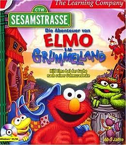 Sesamstraße - Elmo im Grummelland