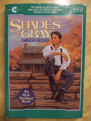 Shades Of Gray Carolyn Reeder Tim O Brien 9780689826962