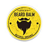 Suiez Beard Balm Samples Made with Natural Oils Organic Ingredients , Butters & Rich in Vitamins & Minerals - Argan Oil, Shea