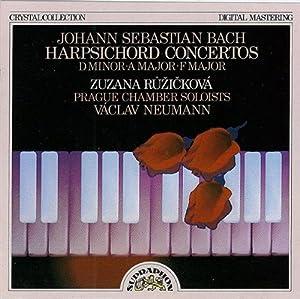 Harpsichord Concertos 1,4 & 6