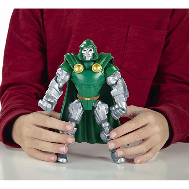 Marvel Super Hero Mashers Doctor Doom Figure 6 Inches