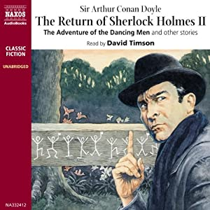 The Return of Sherlock Holmes II Audiobook