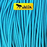 550 Paracord Seil 4mm Type III Commercial 7 faserig 30m / 100ft NEON TURQUOISE