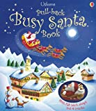 Pull-Back Busy Santa Book (Pull-Back Books)