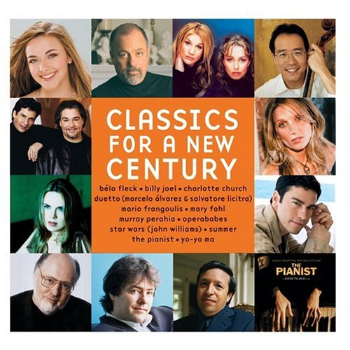 Classics for a New Century by Unspecified, Antonio Carlos Jobim, Steve Wood, Jules Massenet and Gaetano Donizetti