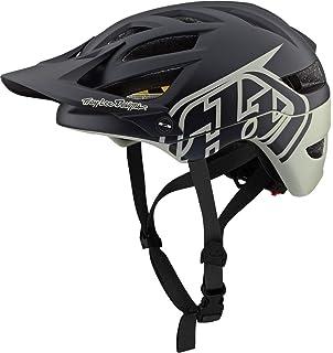 Helmzubehör Troy Lee Designs Helmschild A1 Classic Grau