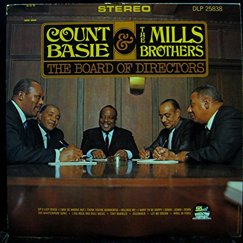 Count Basie - The Board Of Directors - Zortam Music