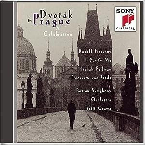 Dvorak in Prague: A Celebration
