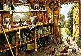 Gibsons - 500 Piece Jigsaw Garden Shed