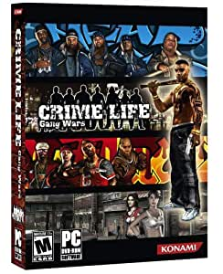 Crime Life: Gang Wars (DVD) - PC
