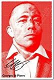 Georges St-Pierre Art Print 2 BRUISED Photo Poster 12x8 Inch Unique Gift by The Pop Culture King