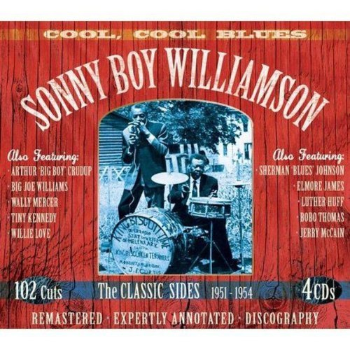 Sonny Boy Williamson - Cool Cool Blues - Zortam Music