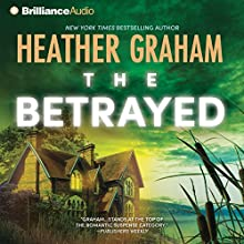 The Betrayed: Krewe of Hunters, Book 14 (       ABRIDGED) by Heather Graham Narrated by Luke Daniels