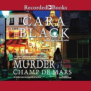 Murder on the Champ de Mars Audiobook