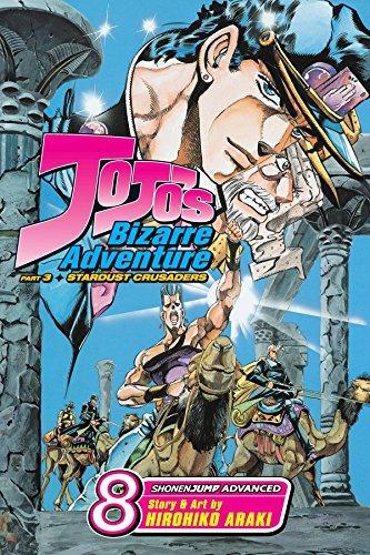 JOJOS BIZARRE ADV STARDUST CRUSADERS GN VOL 08 (Jojo's Bizarre Adventure)