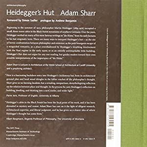 Heidegger's Hut (MIT Press)