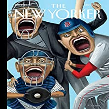 The New Yorker, May 1st 2017 (David Remnick, Connie Bruck, Ariel Levy) Periodical by David Remnick, Connie Bruck, Ariel Levy Narrated by Todd Mundt