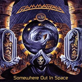 Cover image of song The Landing by Gamma ray