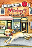 Marley's Big Adventure (Marly / I Can Read Book 2)