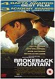 Brokeback Mountain [Reino Unido] [DVD]