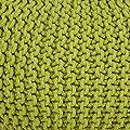 Sitz- Pouf Gutmann Factory kiwi grün von Gutmann Factory bei Gartenmöbel von Du und Dein Garten