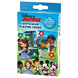 Licensed Lenticular Playing Cards-Disney Junior