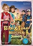 Bibi & Tina - Mädchen gegen Jungs: Das Buch zum