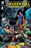 img - for DC Entertainment Essential Graphic Novels and Chronology 2013 book / textbook / text book