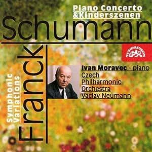 Concerto Pour Piano Op. 54; Scènes D'Enfants;Variations Symphoniques