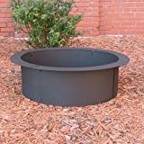 Outdoor Classics Fire Pit Rim. Make Your Own in Ground Fire Pit