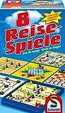 Schmidt Spiele 49102 8 Reise-Spiele