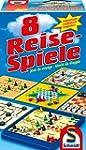 Schmidt Spiele 49102 8 Reise-Spiele,...