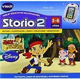 VTech - Juego Jake y los piratas para tablet educativo Storio 2 (3480-231622)