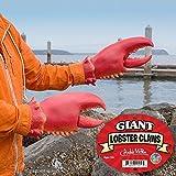 【Giant Lobster Claws】両手がロブスターのハサミになっちゃう!?ロブスターハンド!カニのようなザリガニのような巨大なハサミの手/パロディ/パーティグッズ/ハロウィン/仮装/面白い