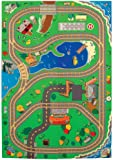 Thomas And Friends Wooden Railway - 2 in 1 Playboard