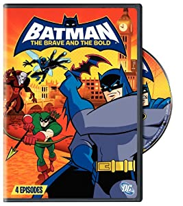 Batman The Brave And The Bold Vol 2 from Warner Home Video