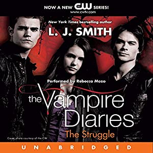 The Vampire Diaries, Book 2 Audiobook