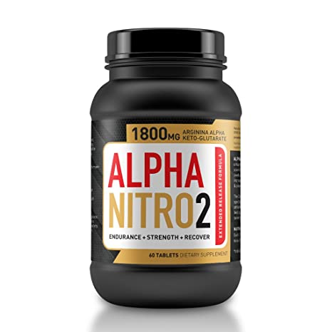Alpha Nitro2 - 180 Tabeltten