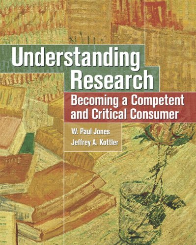 Understanding Research: Becoming a Competent and Critical...