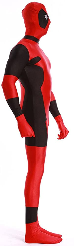 Marvoll Lycra Spandex Halloween Cosplay Bodysuit Costumes