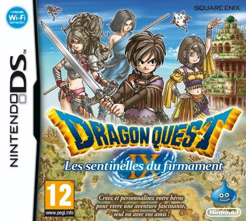 Dragon Quest IX : Les sentinelles du firmament (version franaise officielle) [Edizione : Francia]