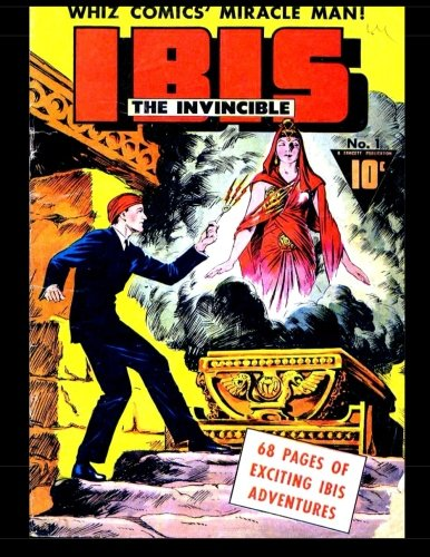 Ibis The Invincible #1: Man of Miracles and Master of Magic! (Master Comics Therrian compare prices)