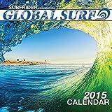 Surfrider Foundation Global Surf 2015 Calendar