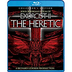 Exorcist II: The Heretic [Blu-ray]