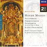Haydn: 4 Masses (2 CDs)