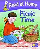 Cynthia Rider Read at Home: More Level 1B: Picnic Time (Read at Home Level 1b)