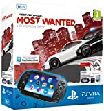 Sony PlayStation Vita WiFi Console with Need for Speed Most Wanted and 4GB Memory Card ( PlayStation Vita)