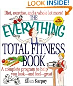 The Everything Total Fitness Book (Everything)