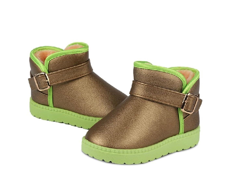 Winter warm Anti-Rutsch snow boots/Schneestiefel Kinder-Schneeschuhe Jungen Stiefel Mädchenbaumwollstiefel Kinder warmen Baumwollstiefel Fashion Kinder Schuhe online kaufen