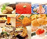 【冷凍】海鮮 福袋 詰め合せ 9種 セット イクラ 醤油漬け・生うに・炙りサーモン・カニみそ・かにむき身・明太子・かき・がさえび・ずわいがに